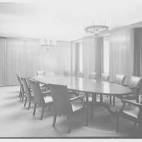 U.S. Rubber Co., 1230 6th Ave., New York City. Boardroom II
