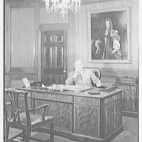 William R. Warner Co., 18th St. and 6th Ave., New York City. Mr. Bobst in office I