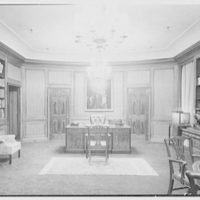 William R. Warner Co., 18th St. and 6th Ave., New York City. Mr. Bobst's office, from entrance