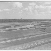 Belmont Racetrack, Queens, Long Island, New York. View VII
