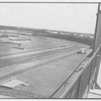 Belmont Racetrack, Queens, Long Island, New York. View VIII