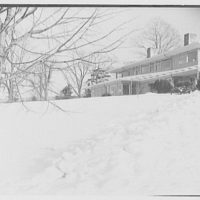 Bernard Tomson, residence at 1 Shore Dr., Kings Point, Great Neck, Long Island. Exterior II