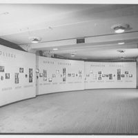 Board of Higher Education Exhibit, Grand Central Palace, New York. Exhibit, view IV