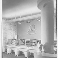 Corsetorium, business in Parkchester, Bronx, New York. Interior IV