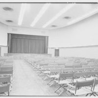 General Electric, Electronic Park, Syracuse, New York. Auditorium
