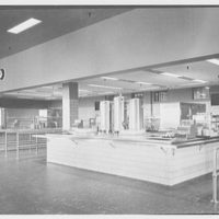 General Electric, Electronic Park, Syracuse, New York. Serving table