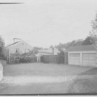 Geoffrey Platt, residence on Crow Hill Rd., Mount Kisco, New York. Exterior III