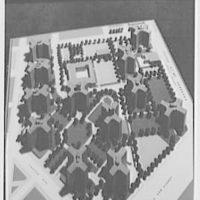 Governor Smith houses, model for Eggers & Higgins. Comparative no. 2, June 21