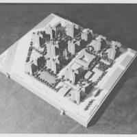 Governor Smith houses, model for Eggers & Higgins. Comparative views no. 1, December 21