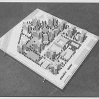 Governor Smith houses, model for Eggers & Higgins. Comparative views no. 1, June 21