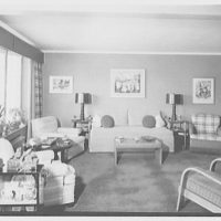 Green Acres, Verona, New Jersey. Apartment 40, living room