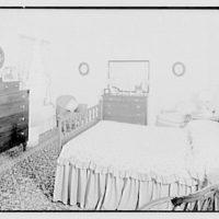 Green Acres, Verona, New Jersey. Apartment 41, bedroom