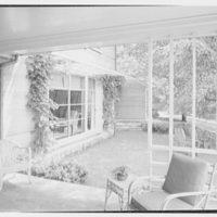 Harry I. Caesar, residence in Purdy, New York. Terrace III