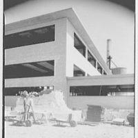 Hoffmann-LaRoche, Nutley, New Jersey. New buildings V