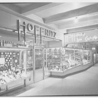 Hoffritz for Cutlery, business in New York City. 33rd St. underground