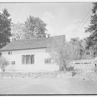 Horace Flanigan, residence on Anderson Hill Rd., Purchase, New York. Rumpus house