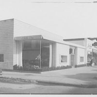I. Miller and Son, business at 75 Mamaroneck Ave., White Plains, New York. Exterior II