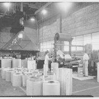 Irvington Varnish and Insulator Co., Newark, New Jersey. Interior III