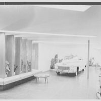 L Motors, business at 175th St. and Broadway, New York City. Interior IV