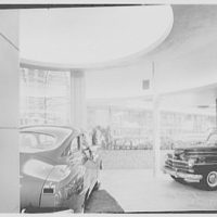 L Motors, business at 175th St. and Broadway, New York City. Interior V