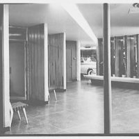 L Motors, business at 175th St. and Broadway, New York City. Interior VII