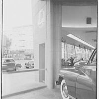 L Motors, business at 175th St. and Broadway, New York City. View to outside I