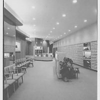 Manhasset Bootery, business at 505 Plandome Rd., Manhasset, Long Island. General view