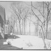 Mr. and Mrs. Newton, residence in Center Island, Oyster Bay, Long Island, New York. Before V