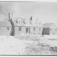 Mr. and Mrs. Newton, residence in Center Island, Oyster Bay, Long Island, New York. Before I