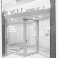 New York Furniture Exchange, 206 Lexington Ave., New York City. M.T. Wolf, thirteenth floor