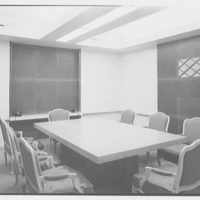 Orr & Associates, 4 W. 58th St., New York City. Boardroom