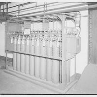 Potomac Electric Power Co. Benning plant. Fire extinguisher for no. 3 frequency changer at Benning plant I