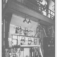 Schaefer Brewing Co., Kent Ave., Brooklyn, New York. Boiler house, boiler detail