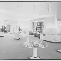 Steuben Glass, business at 718 5th Ave., New York City. General view I