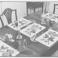 Ullman Co 319 McKibbin St Brooklyn New York Dining Room Set Up Woolworth