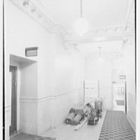 Union Carbide Building, E. 42nd St., New York, New York. Hallway I