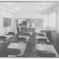 Viewpoint School, Amenia, New York. Science room