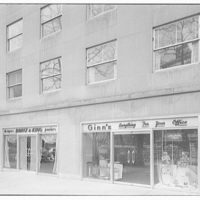 A.F. Jorss Iron Works Inc. Store fronts and windows in Ring Building