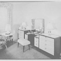 Austrian Legation, 2340 Massachusetts Ave. NW, Washington, D.C. Bedroom, to cabinet
