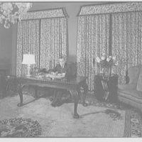 Austrian Legation, 2340 Massachusetts Ave. NW, Washington, D.C. Dr. Kleinwechter's study