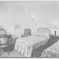 Austrian Legation, 2340 Massachusetts Ave. NW, Washington, D.C. Guest room