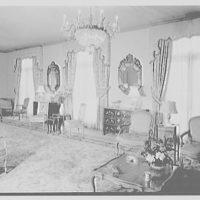 Austrian Legation, 2340 Massachusetts Ave. NW, Washington, D.C. Living room, general to window