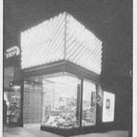 Barton's Bonbonniere, business in Bronx, New York. 70 E. 167th St., Bronx