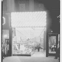 Barton's Bonbonniere, business in Brooklyn, New York. 1110 Eastern Parkway, Brooklyn