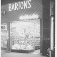 Barton's Bonbonniere, business in Brooklyn, New York. 20 De Kalb Ave., Brooklyn