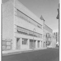 Barton's plant, De Kalb Ave., Brooklyn, New York. East facade I
