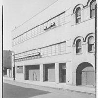 Barton's plant, De Kalb Ave., Brooklyn, New York. East facade II