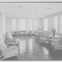Deerfield Academy, Deerfield, Massachusetts. Infirmary solarium
