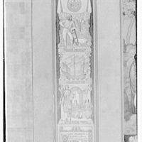 Dollar Savings Bank, Parkchester, New York. Left panel