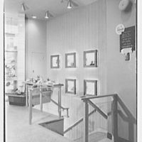 E.D. Edwards, business at 1304 G St. NW, Washington, D.C. Main floor, to stairs